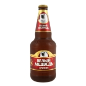 Пиво Белый медведь крепкое 0.45 л – ИМ «Обжора»