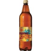 Пиво Янтарь светлое 1,2 л – ИМ «Обжора»