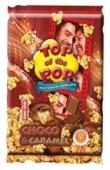 Попкорн ТОП 100 г для микроволновой печи шоколад-карамель – ИМ «Обжора»