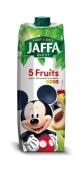 Сок Jaffa 5 фруктов 0,95 л – ИМ «Обжора»