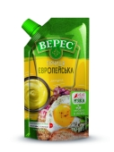 Горчица Верес европейская 130 г – ІМ «Обжора»
