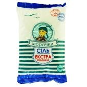 Соль Морячка 1 кг Экстра йодированная – ІМ «Обжора»