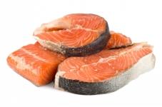 Замороженный стейк лосося – ИМ «Обжора»