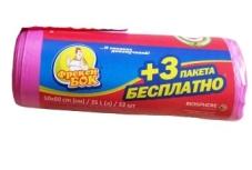 Пакети ФБ  для сміття 35л 30шт  50*60*30 – ІМ «Обжора»