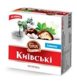 Пирожные БКК(Булочно-кондитерский комбинат) Киевские с кокосом 200 г – ІМ «Обжора»