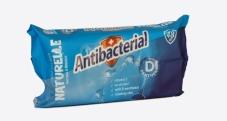 Салфетки влажные `NATURELLE` antibacterial, D - panthenol, 15 шт – ІМ «Обжора»
