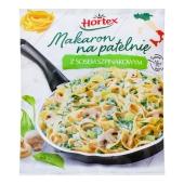 Макароны Hortex со шпинатным соусом 450 г – ИМ «Обжора»