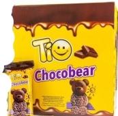 Бисквит CHOCOBEAR 55 г шоколадный – ИМ «Обжора»