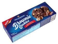 Печиво Мілленніум 126г Брауні ліс горіх та темн шоколад – ІМ «Обжора»