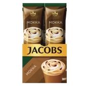 Кава Jacobs 21,9г стік 3в1 Мокка – ІМ «Обжора»