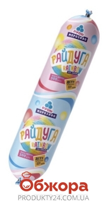 Мороженое Радуга Рудь 500 г – ІМ «Обжора»