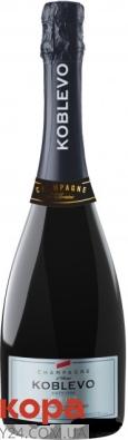 Вино белое брют игристое Коблево 0,75 л – ИМ «Обжора»
