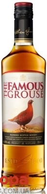 Віскі The Famous Grouse 700 мл – ІМ «Обжора»