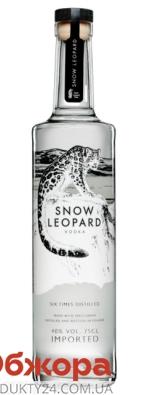 Горілка Сноу Леопард 0,7л – ІМ «Обжора»