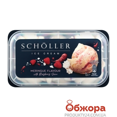 Мороз,Scholler Меренга з малин соус 571г – ІМ «Обжора»