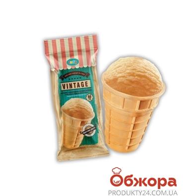 Крем-брюле в вафельном стаканчике Винтаж Ласка  60 г – ИМ «Обжора»