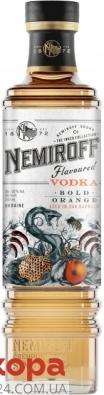 Настоянка Nemiroff De Luxe 0,5л 40% Терпкий Помаранч – ІМ «Обжора»