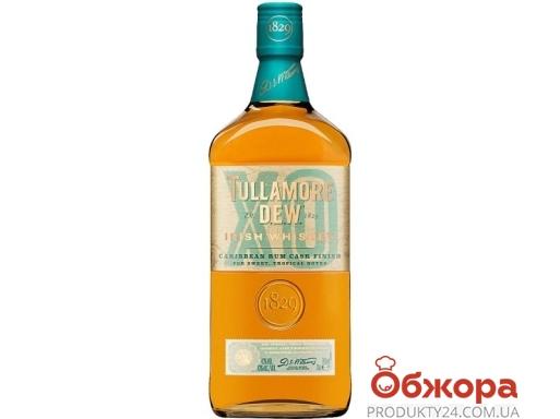 Віскі Тюламор Дью Caribbean Rum Cask Finish 0,7л – ІМ «Обжора»