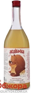 Напій міцний плодовий Медивочка 0,5л 35% – ІМ «Обжора»