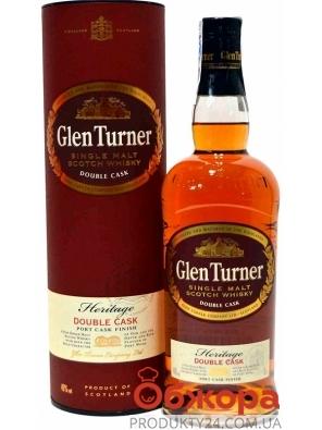 Виски Glen Turner Heritage 0,7 л – ИМ «Обжора»