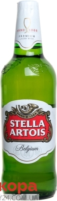 Пиво Стелла Артуа 0,75л – ІМ «Обжора»