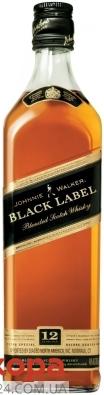 Віскі Johnnie Walker Black label 700 мл – ІМ «Обжора»