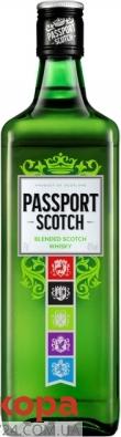 Віскі Passport Scotch 700 мл 40% – ІМ «Обжора»