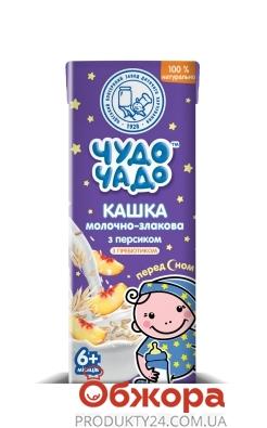 Каша Чудо-Чадо 200г Злакова молочна з персиком – ІМ «Обжора»