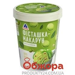 Морозиво Рудь Фісташка-макарун 500 г – ІМ «Обжора»