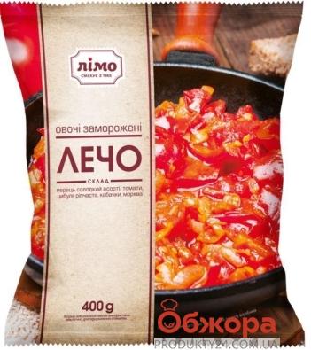 Лечо Лимо замороженное 400 г – ИМ «Обжора»