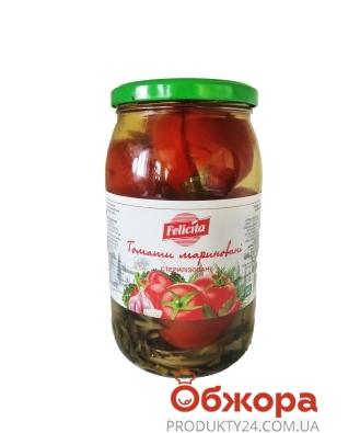 Конс, Felicita томати мариновані 880 мл – ІМ «Обжора»