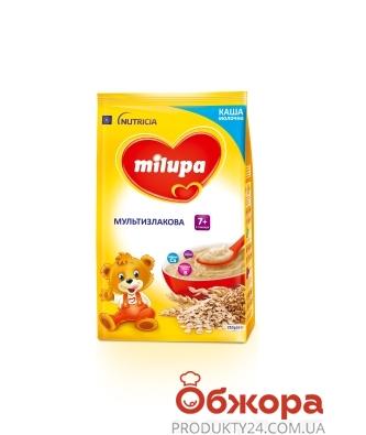 Каша Milupa 210г молочна  мультизлакова з 7 міс м/у – ІМ «Обжора»