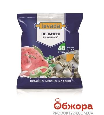 Пельмені Levada 800 г Cвинина – ІМ «Обжора»