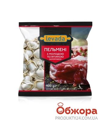 Пельмені Levada 400 г З молодої телятини – ІМ «Обжора»