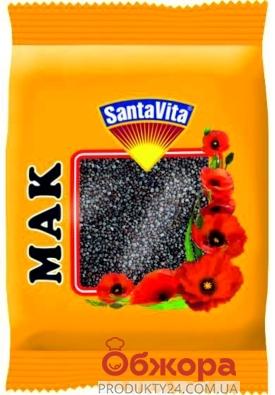 Сух. Santa Vita 125г Мак Новинка – ІМ «Обжора»