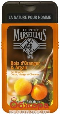 Гель-шампунь LPM 250мл д/чол апельсинове дерево та арганія – ІМ «Обжора»