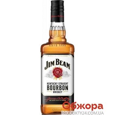 Віскі Jim Beam 500 мл – ІМ «Обжора»