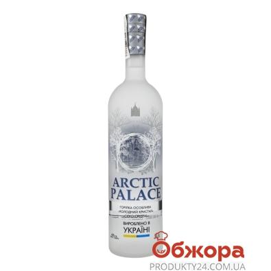 Горілка ARCTIC PALACE 1,0л 40% НОВИНКА – ІМ «Обжора»