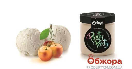 Морозиво Кокосовий ганаш з білою черешнею Одеса 400 г – ІМ «Обжора»
