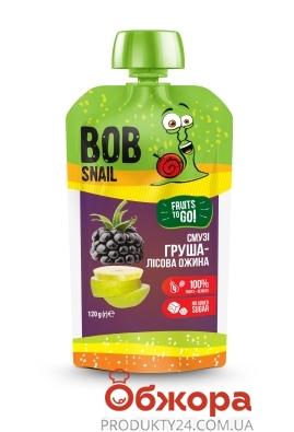 Смузі Груша - Лісна ожина Bob Snail 120 г – ІМ «Обжора»