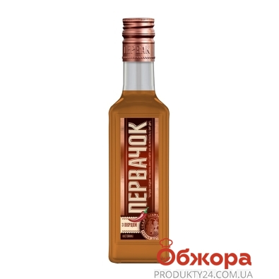 Настоянка перцова з медом 40%  Первак 0,1 л – ІМ «Обжора»