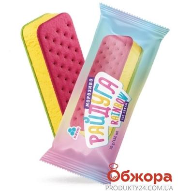 Морозиво Радуга брікет Рудь 70 г – ІМ «Обжора»
