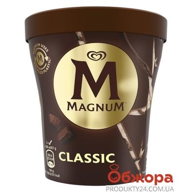 Морозиво Класік відро Magnum 297 г – ІМ «Обжора»