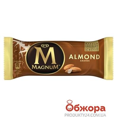Морозиво Мигдаль ескімо Magnum 86 г – ІМ «Обжора»