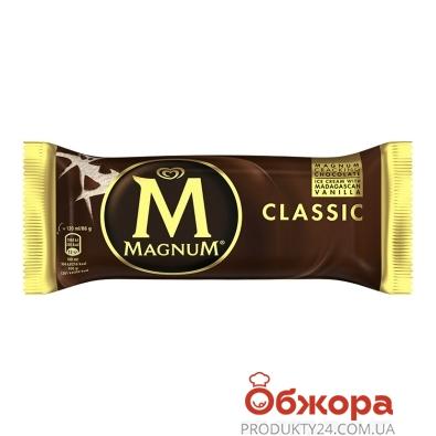 Морозиво Класік ескімо Magnum 86 г – ІМ «Обжора»