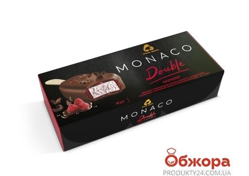 Морозиво Малина глазуроване ескімо Monaco Double 69 г – ІМ «Обжора»