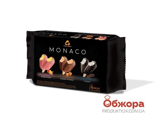 Морозиво ескімо Асорті Monaco 270 г – ІМ «Обжора»