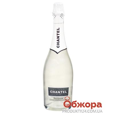 Напій винний н/сол білий Шантель Чарівне Сяйво 0.75 л – ІМ «Обжора»