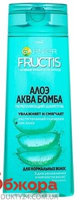 Шампунь FRUCTIS Алое Аква бомба д/норм волосся 250 мл – ІМ «Обжора»