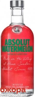 Горілка 38% Absolut Watermelon 0,7 л – ІМ «Обжора»
